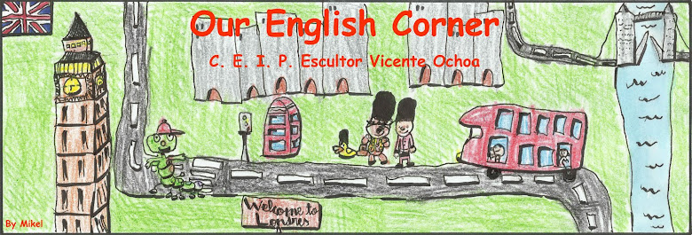 English Corner C. P. Escultor Vicente Ochoa