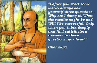 15 great thoughts of chanakya