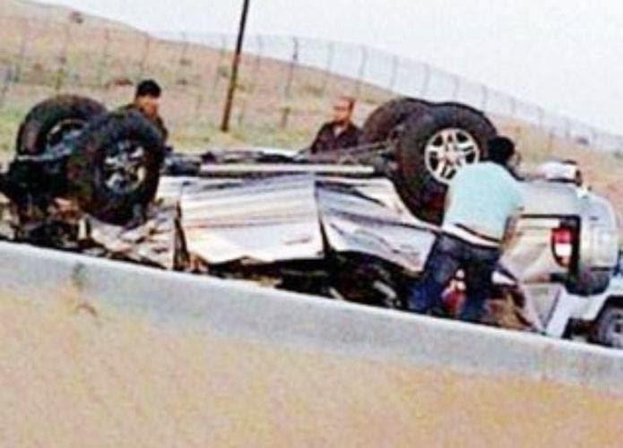Jamal Ahmed Car Crash