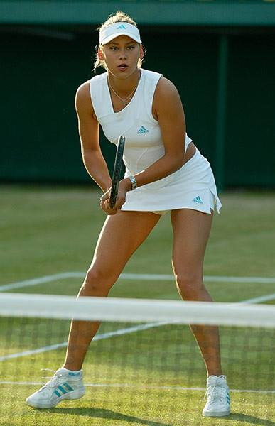 anna kournikova facts and latest photos 2013 all tennis