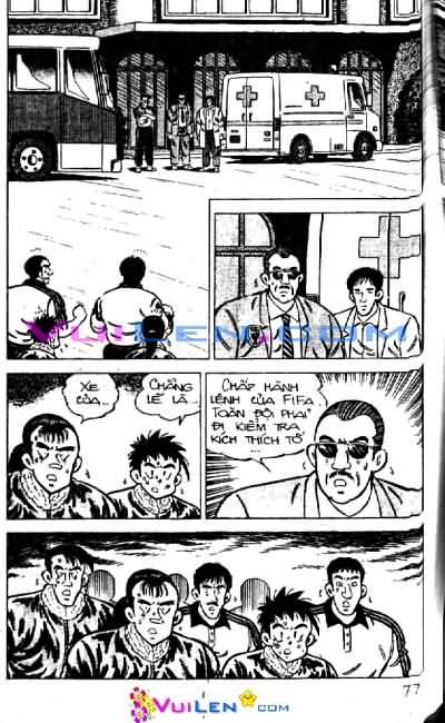 Jindodinho - Đường Dẫn Đến Khung Thành III Tập 57 page 77 Congtruyen24h