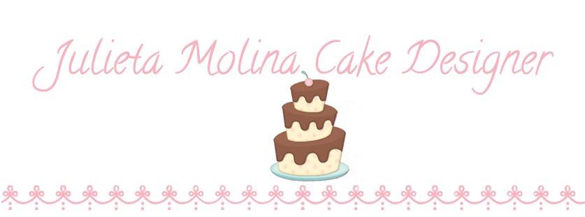 Julieta Molina Cake Designer