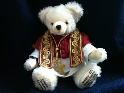 Papst Bär