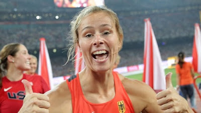 ATLETISMO - Mundial 2015 femenino (Pekín, China)