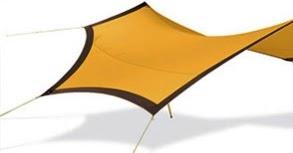tenda sederhana dalam rumah - trik indoor, just for fun