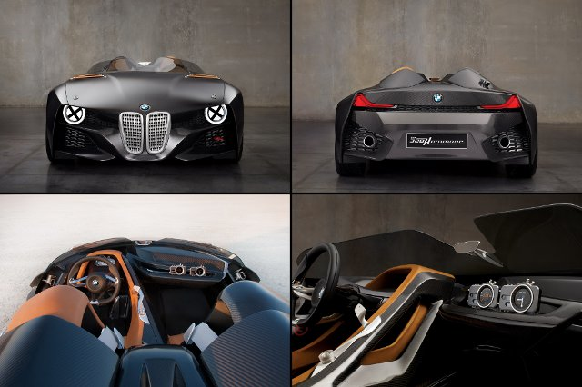 BMW 328 Hommage Retrolicious Concept - Exterior and Interior View