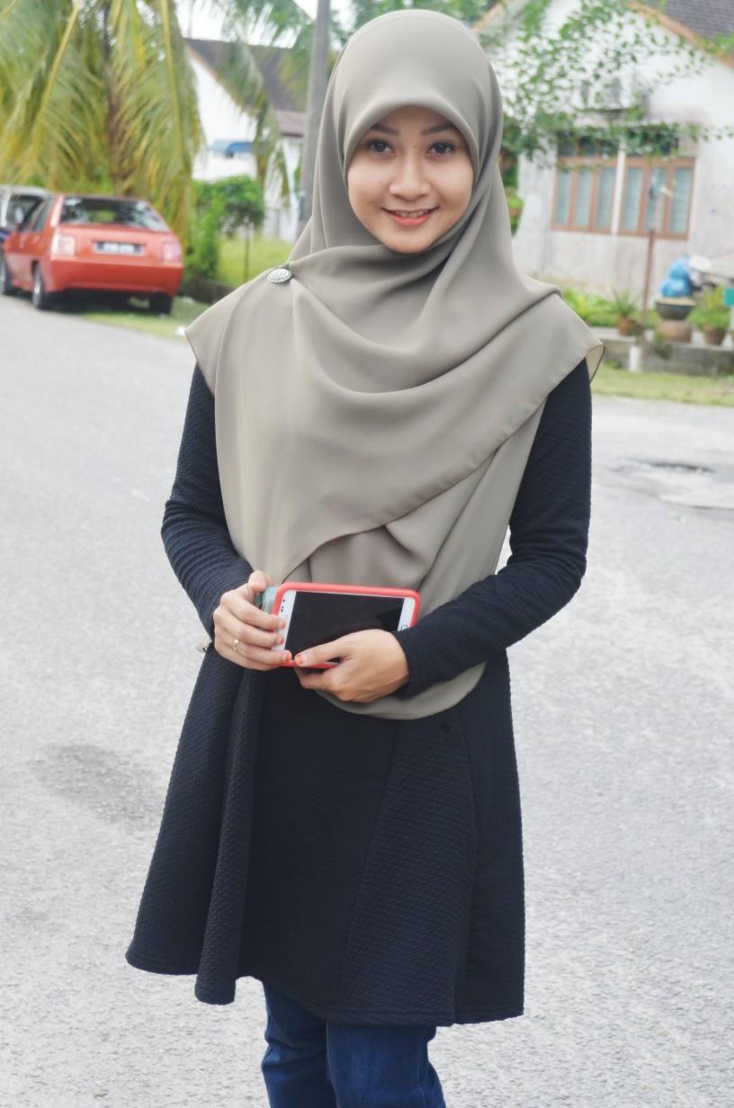 siapa nama hijaber cantik ini hijab style foto bugil