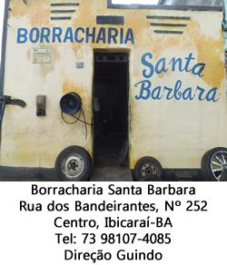 Borracharia Santa Barbara
