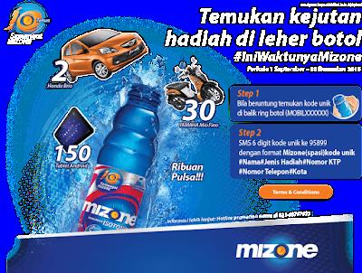 Desktop Promo Mizone
