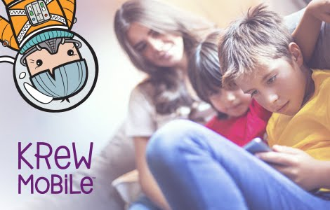 Krew Mobile - For Families