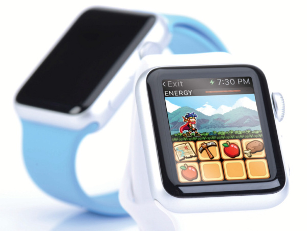 Can the Apple Watch be a gaming device