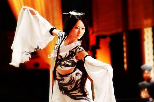 Bai Bing 2013 Bai Bing as Princess yu Shu