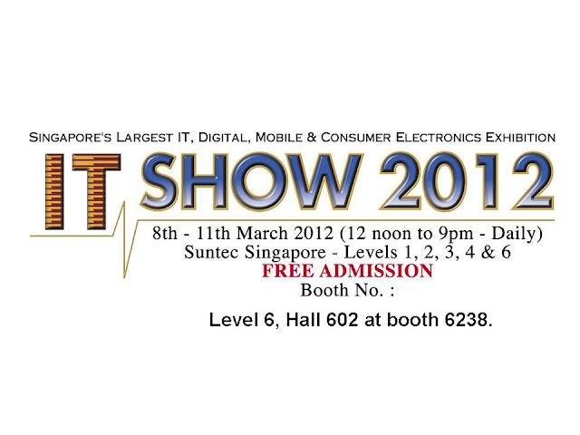Creative IT Show 2012
