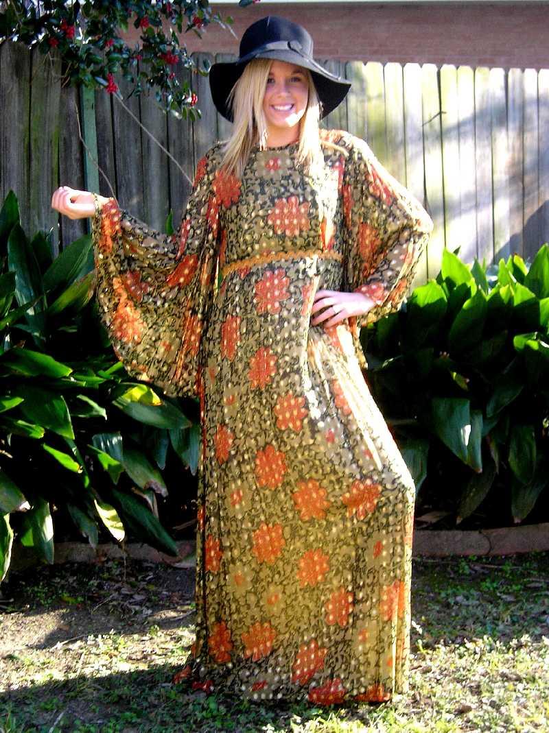 70s hippie clothes