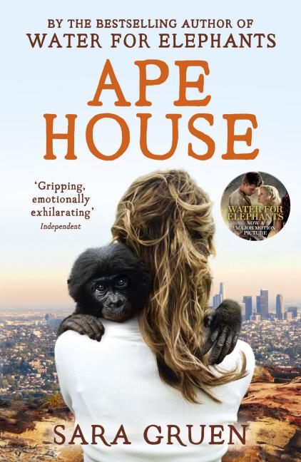 Book cover of Ape House by Sara Gruen