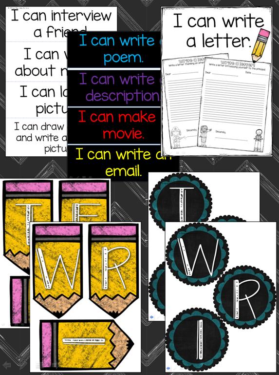 http://www.teacherspayteachers.com/Product/AugustSeptember-Writing-Center-MEGA-pack-1378637