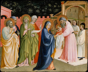 Presentation in the Temple and Purification of Mary