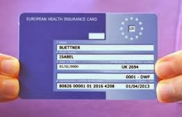 Journey health and also the European Health Insurance Card (EHIC)