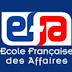 EFA: ECOLE FRANCAISE DES AFFAIRES