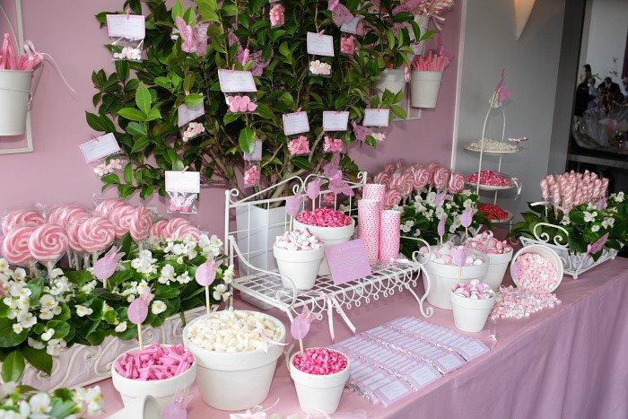 enfeites para festa infantil tema jardim : enfeites para festa infantil tema jardim:Festa, Sabor & Decoração: Festas cor-de-rosa