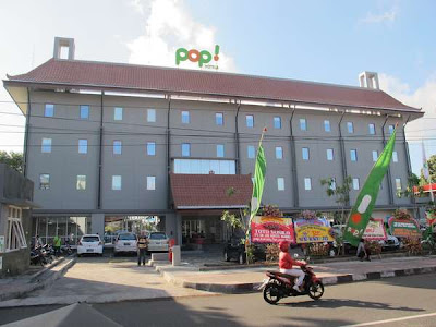 POP Hotel, A New Lowbudget and Ecofriendly Hotel in Yogyakarta