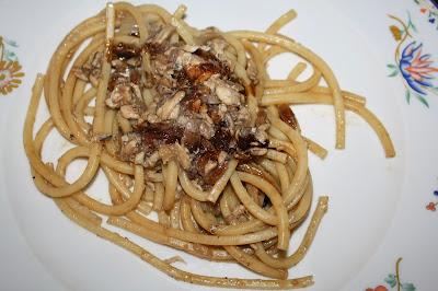 ricetta pasta con le sarde