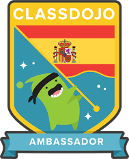 I´M A CLASSDOJO AMBASSADOR THANK YOU!