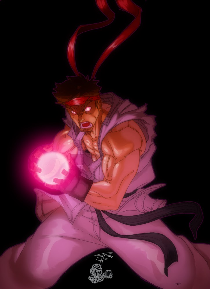 HD Wallpapers: Evil Ryu Wallpapers
