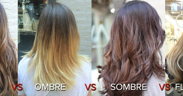 Ombre Vs Balayage Which One Will Win You Over