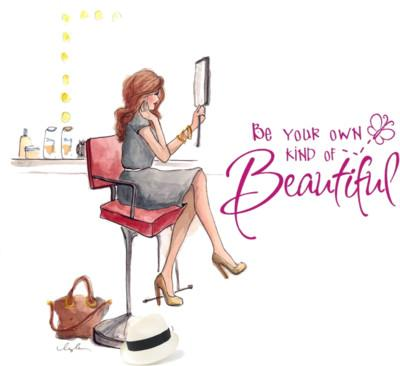 BE YOUR OWN KIND OF BEAUTIFUL LADIES