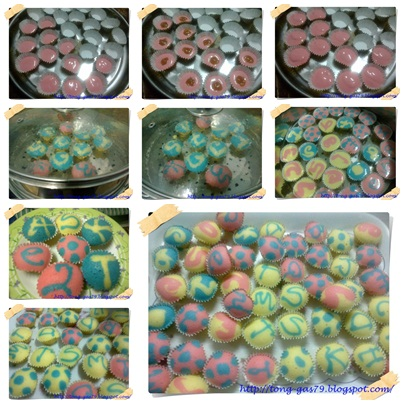 How To Make N Tips ---> Apam PolkaDot