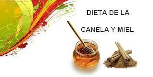 DIETA DE LA CANELA Y MIEL DE ABEJA quehacerparabajardepeso.blogspot.com/