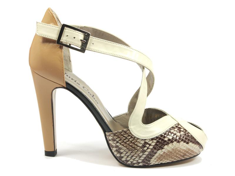 Consejos para combinar zapatos de dise o blog zapatos y - Zapatos nuria cobo ...