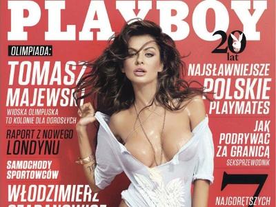 Natalia Siwiec Playboy Polónia Agosto 2012