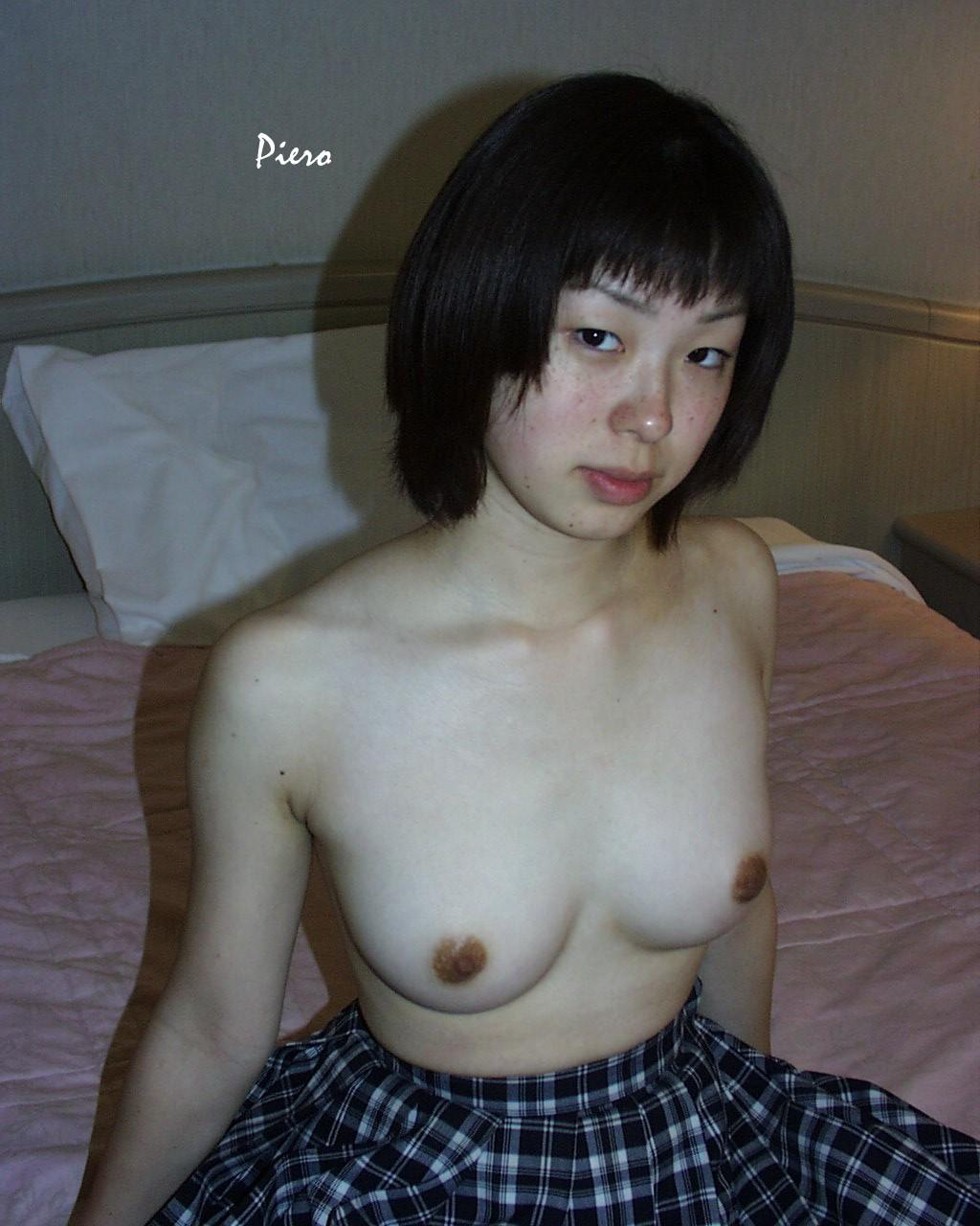 japan   leak nude xopersion: Super Cute Japanese schoolgirl Haruka's private sexy nude photos were leaked by her boyfriend