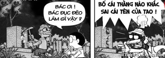Nobita vui chơi Halloween