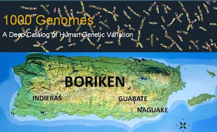 Proyecto 1000  Genomas 2009-2010