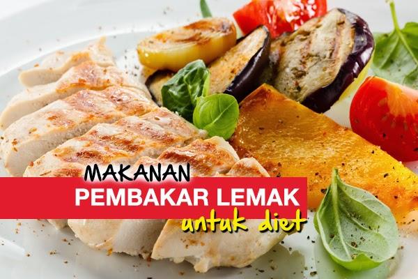 A Healthy Living: 9 Jenis Makanan Bantu Bakar Lemak Dengan ...