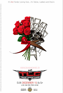 "TLC 2013 » Download & Print ""TLC 2013"" HQ Official Poster (feat. Roses, Tables, Ladders & Chairs) [3MB]"