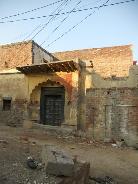 haryana village streets