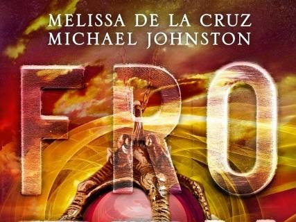 Frozen, tome 2 : La cité rouge de Melissa De La Cruz et Michael Johnston