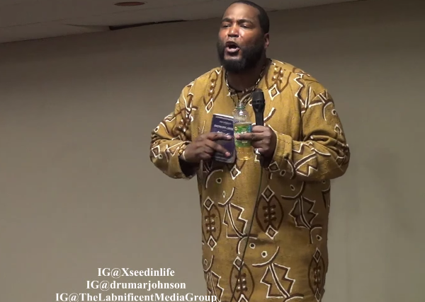 Dr. Umar Johnson pisses me off, and here's why