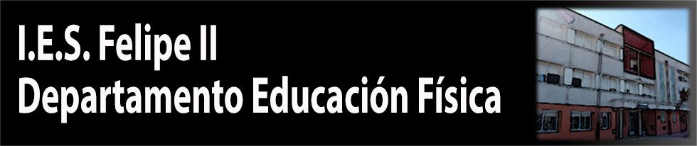 Departamento Educación Física IES Felipe II