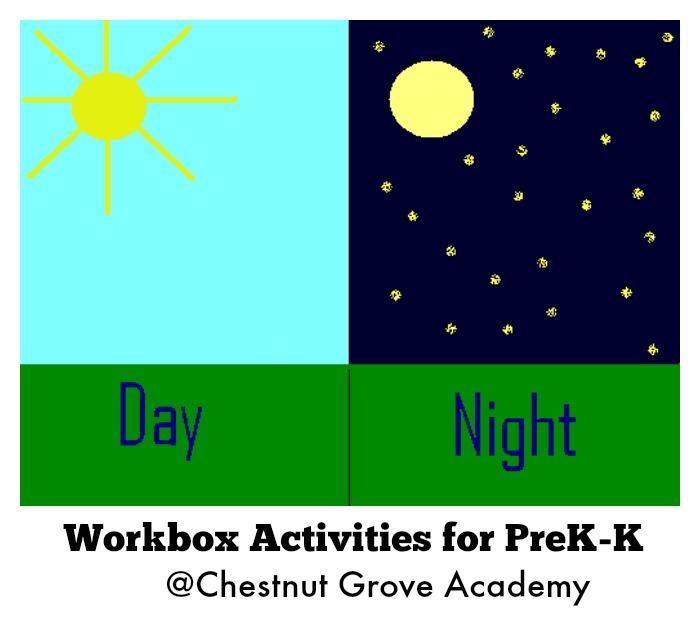 Chestnut Grove Academy: Earth Science Unit 2 - Day & Night (PreK–3rd ...