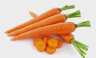 7 Beneficios saludables de la zanahoria