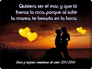 frases y tarjetas románticas de amor 2015-2016