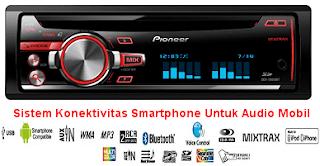 Sebatas memutar lagu dari smartphone, head unit single DIN juga telah cukup Single DIN atau double DIN dapat mengakomodir konektivitas audio mobil