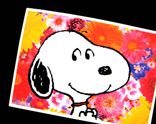 snoopy christmas coloring pages