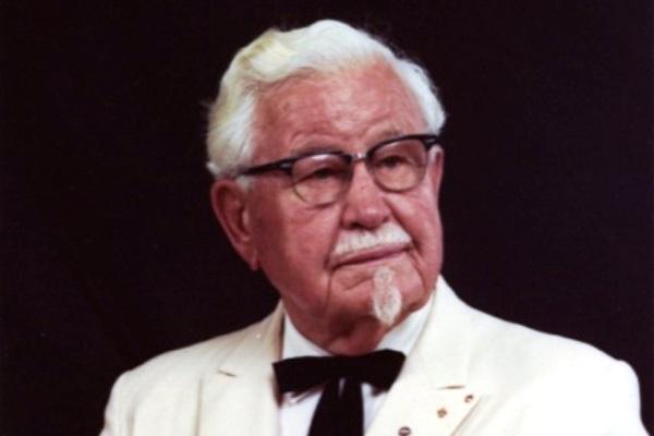 Colonel Harland Sanders. Kotabumi Lampung Utara