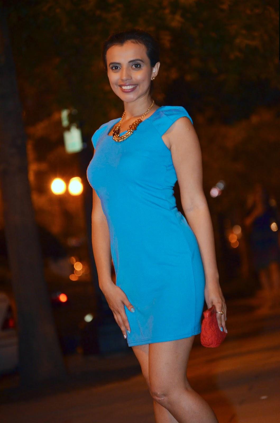 Outfit para noche de verano